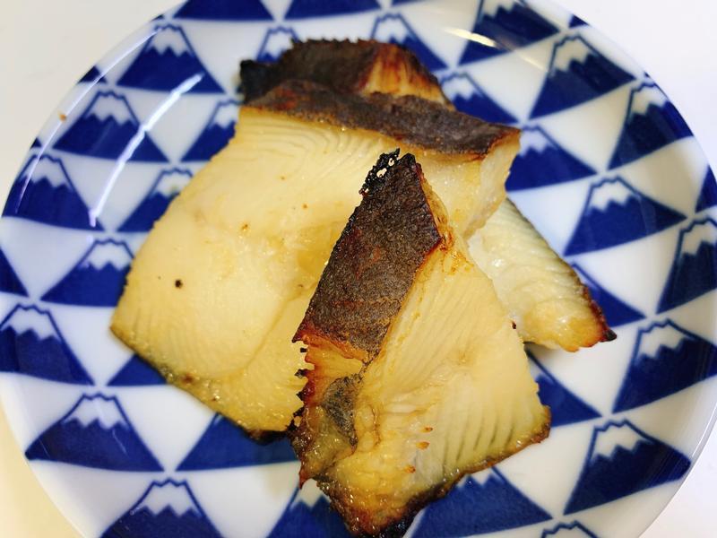 味增烤鱈魚