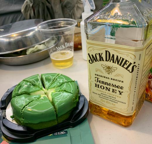 傑克丹尼蜂蜜威士忌超簡單調酒