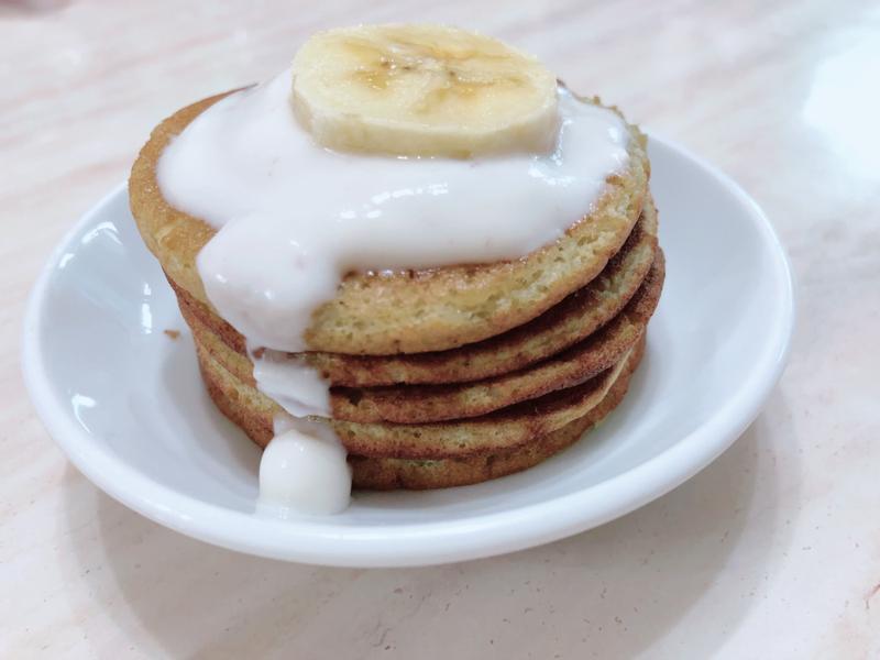 [親子烘培/寶寶副食品]香蕉雞蛋糕
