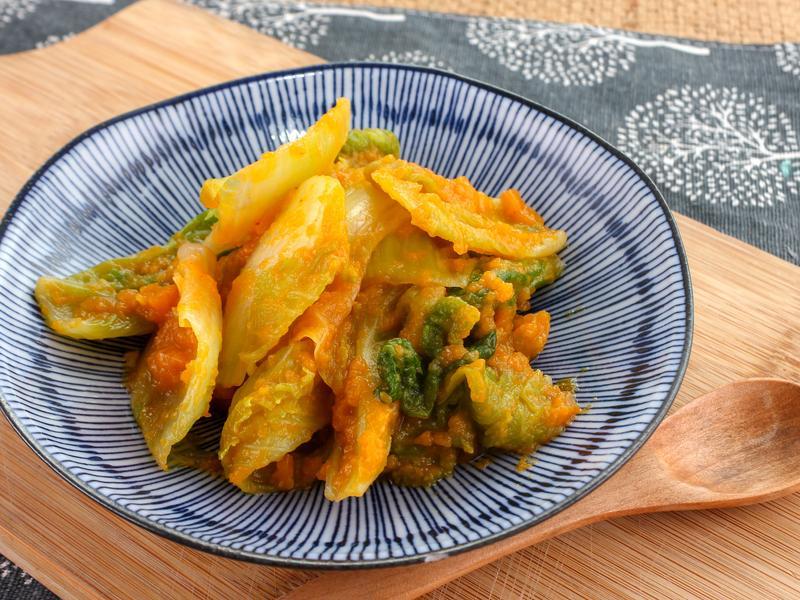 【厚生廚房】南瓜黃金泡菜