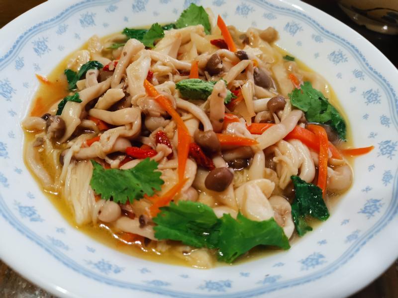 家常素菜(5) 三姑齊會西湖