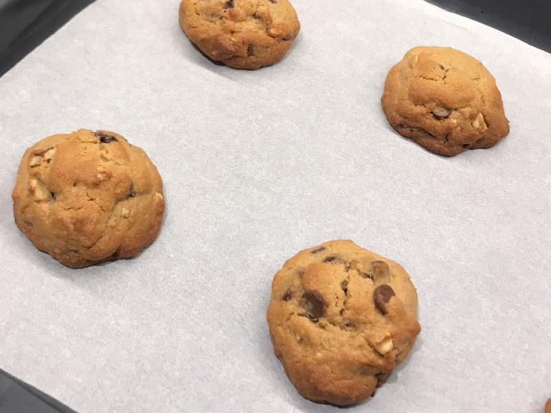 巧克力餅乾 美式軟餅乾 <苦巧克力>