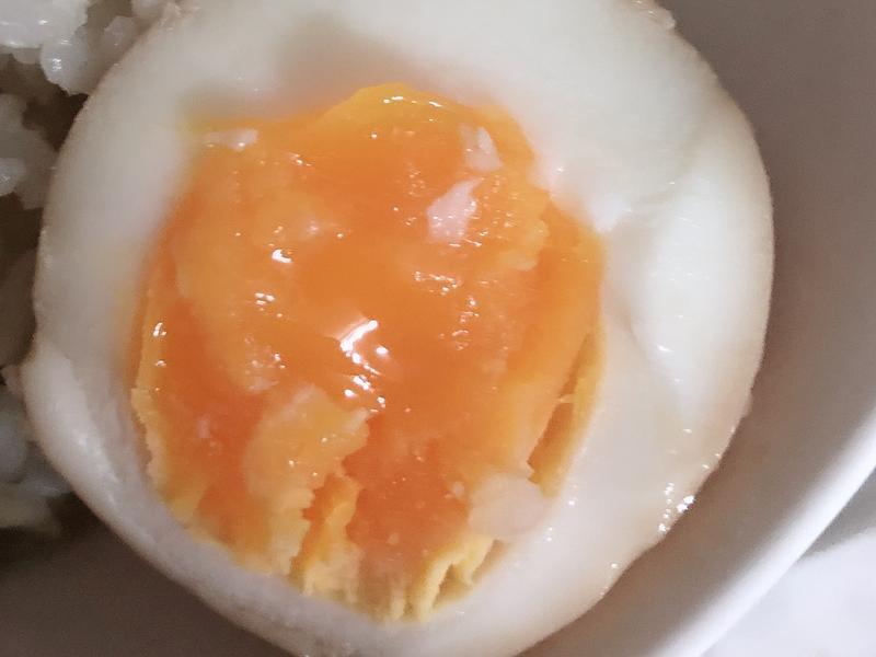 氣炸鍋-紹興酒溏心蛋