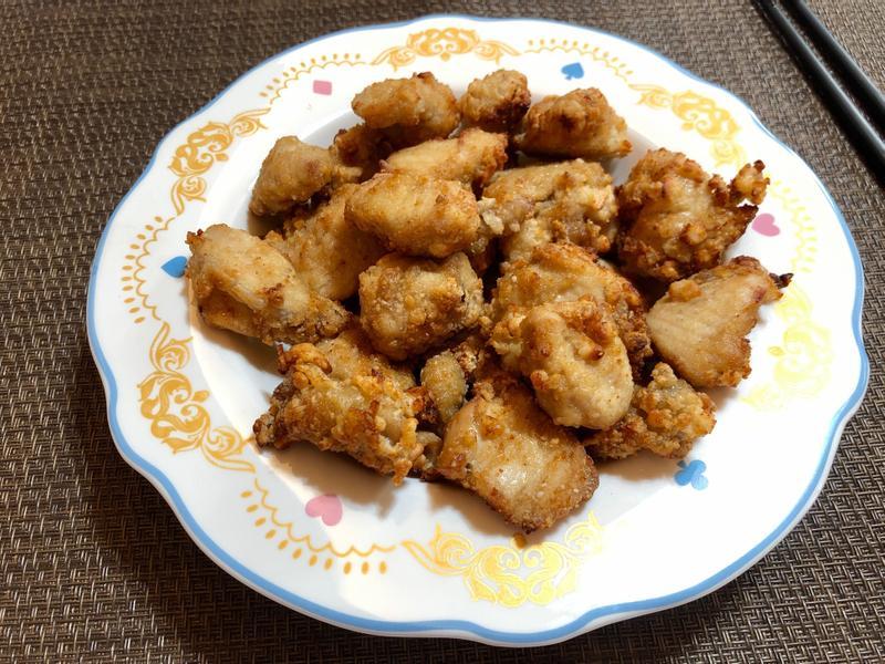 氣炸鍋鹽酥雞