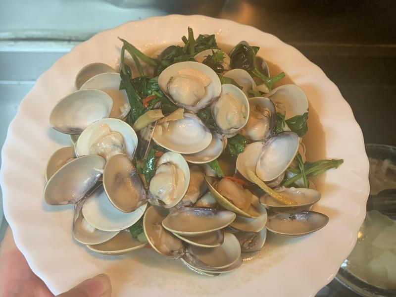 家常塔香蛤蠣🌿