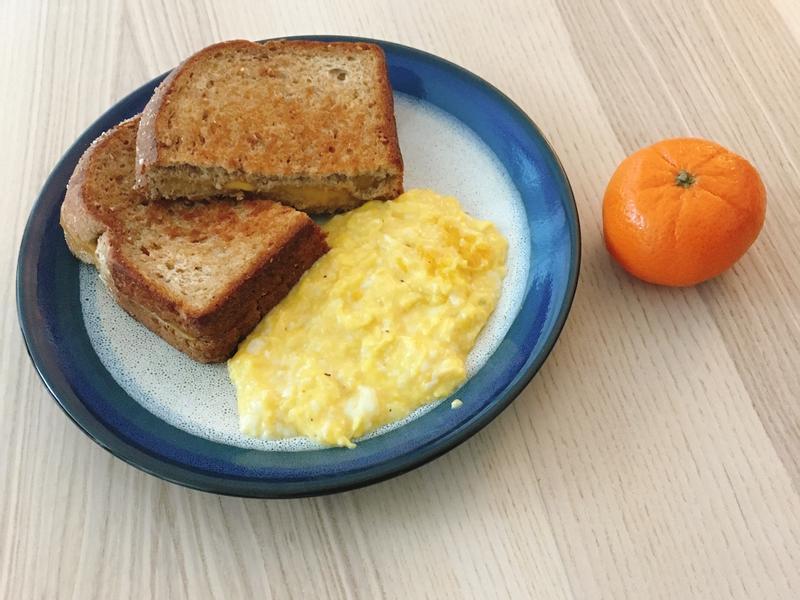 美式家常菜—戈登主廚版炒蛋(低卡版)