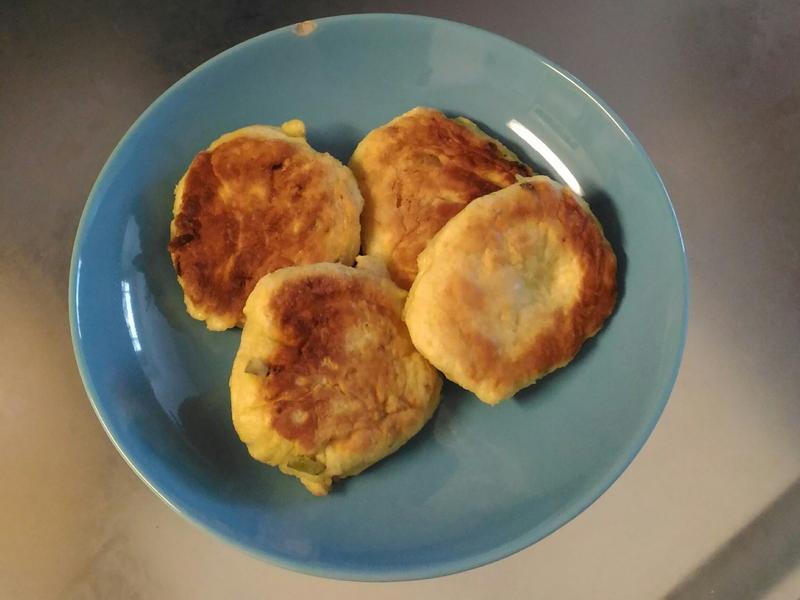 南瓜早餐餅