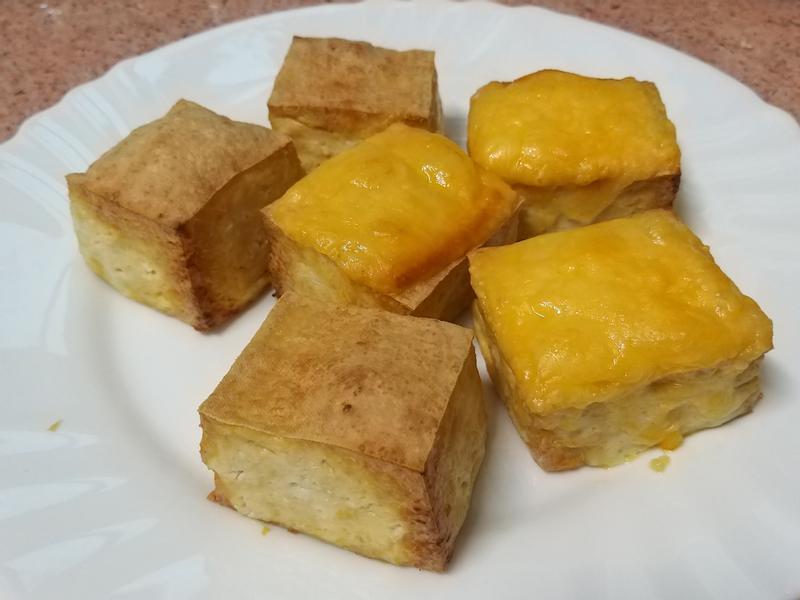 【氣炸鍋】炸豆腐
