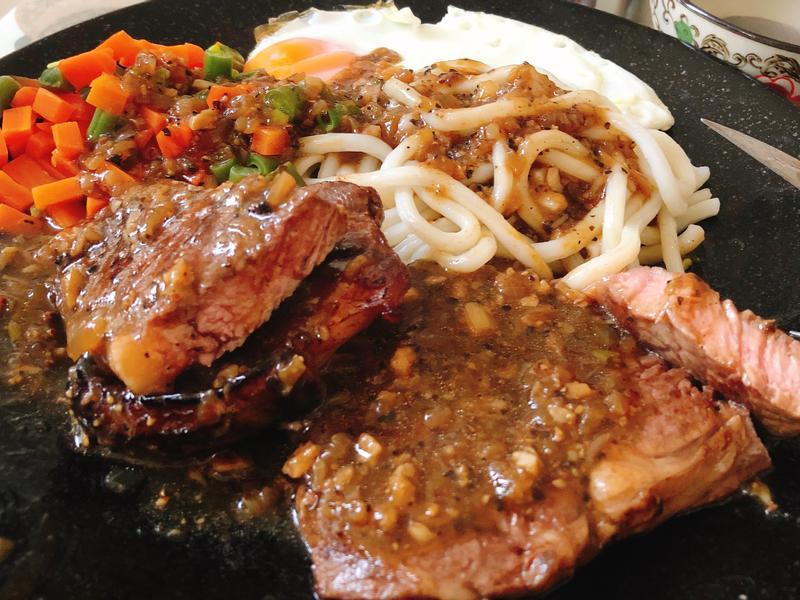 台式黑胡椒醬