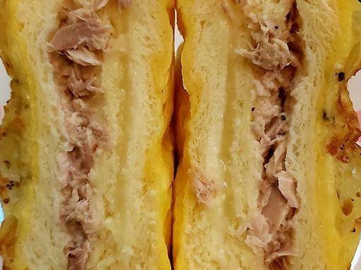 早餐-法式鮪魚吐司