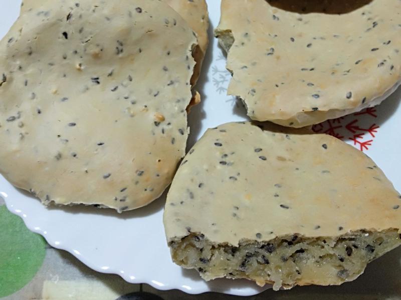 麻糬qq麵包><味道超像家x福的日式麻糬