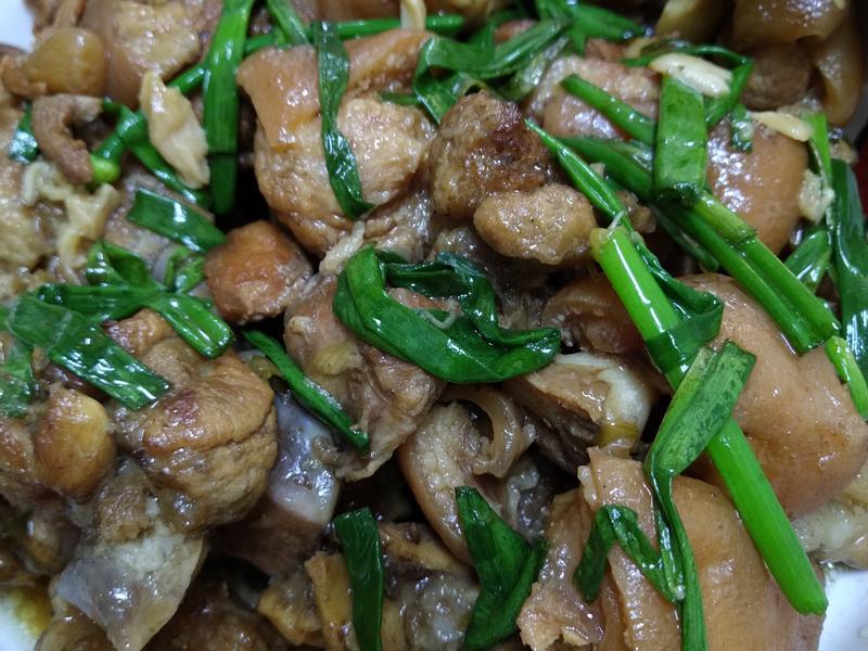 台式滷豬腳
