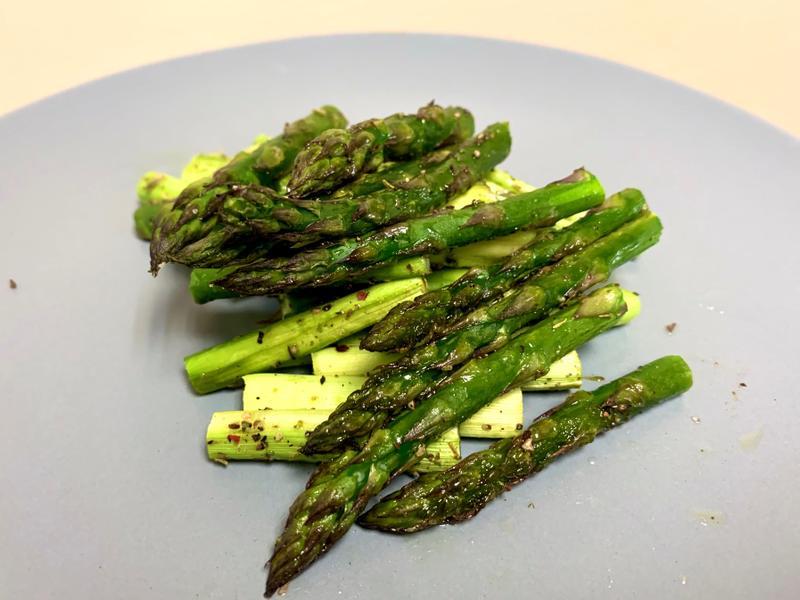 松露烤蘆筍/Asparagus