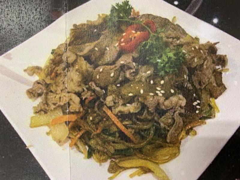 【懶人料理】韓式牛肉