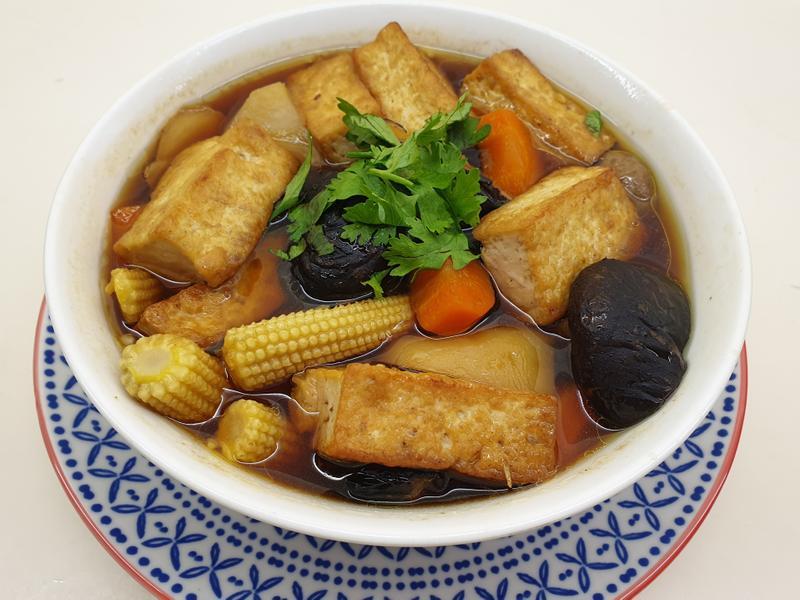 【全素】馬鈴薯燉豆腐