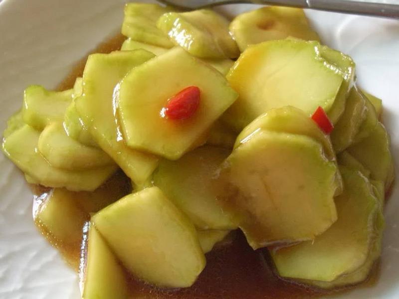 涼拌花椰菜心
