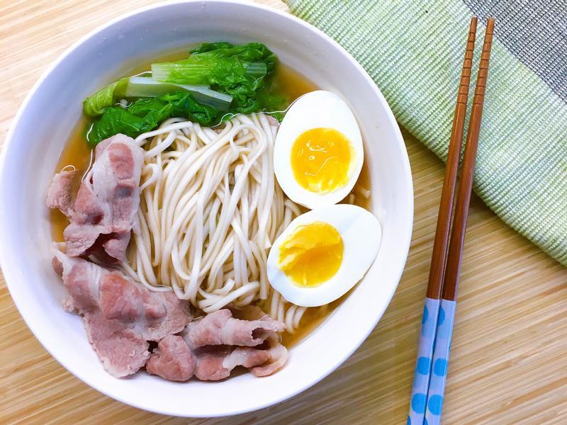 【省錢料理】味噌醬油拉麵 簡單上桌料理