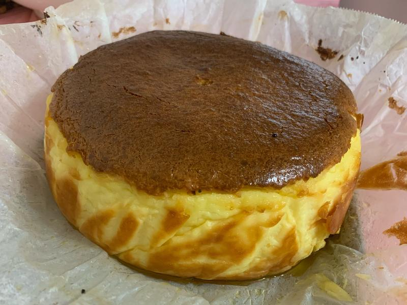 燒焦芝士蛋糕
