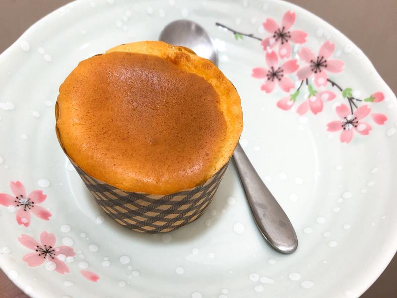 [生酮]半熟起司蛋糕