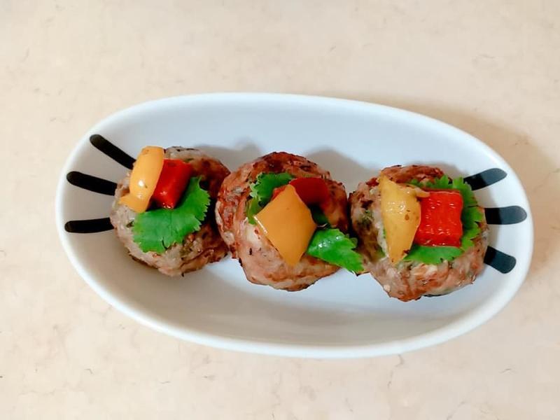 鯛魚蔬菜肉丸