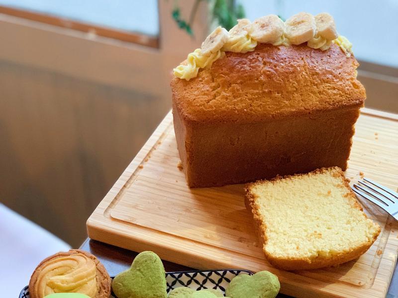 綠山農場奶油磅蛋糕