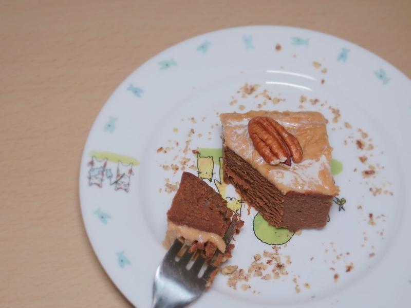無蛋無麵粉奶醬布朗尼蛋糕