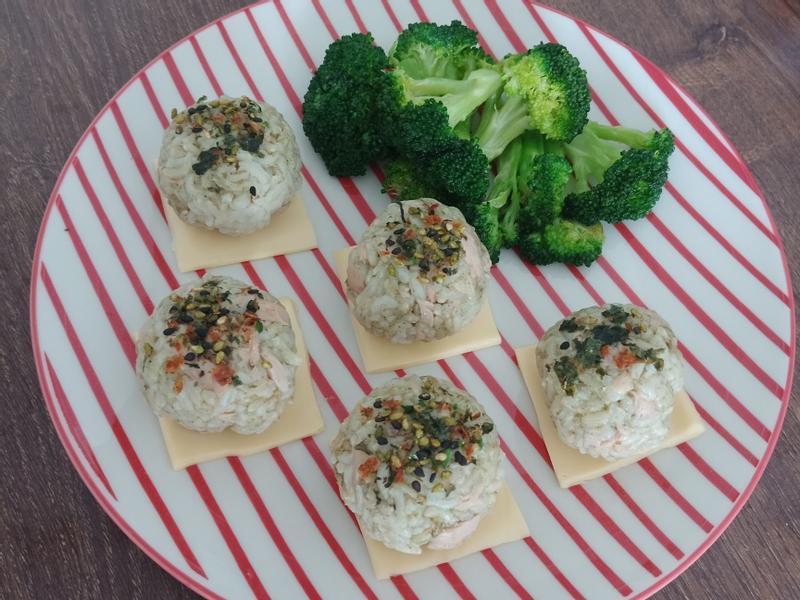 起司鮪魚飯糰