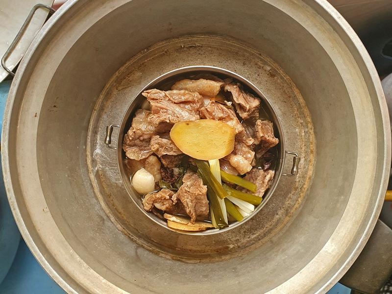 清燉牛肉【一鍋到底・便當盒版】