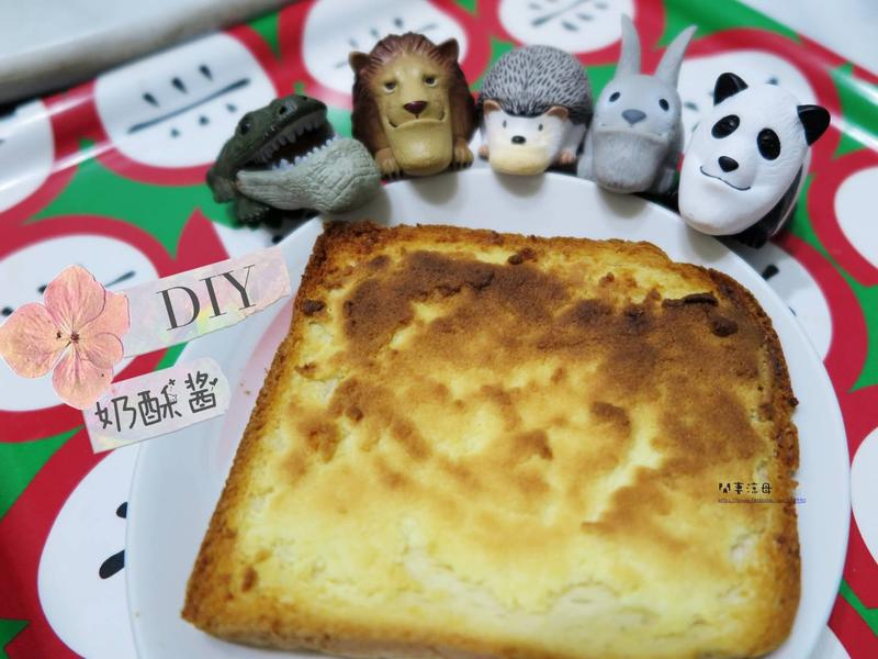 免烤箱 - 自製奶酥醬