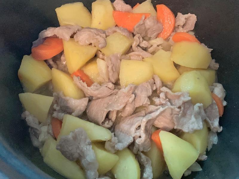 馬林薯燉肉