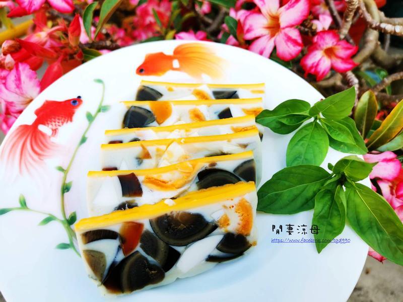 零廚藝 - 三色蛋 (電鍋出好菜)