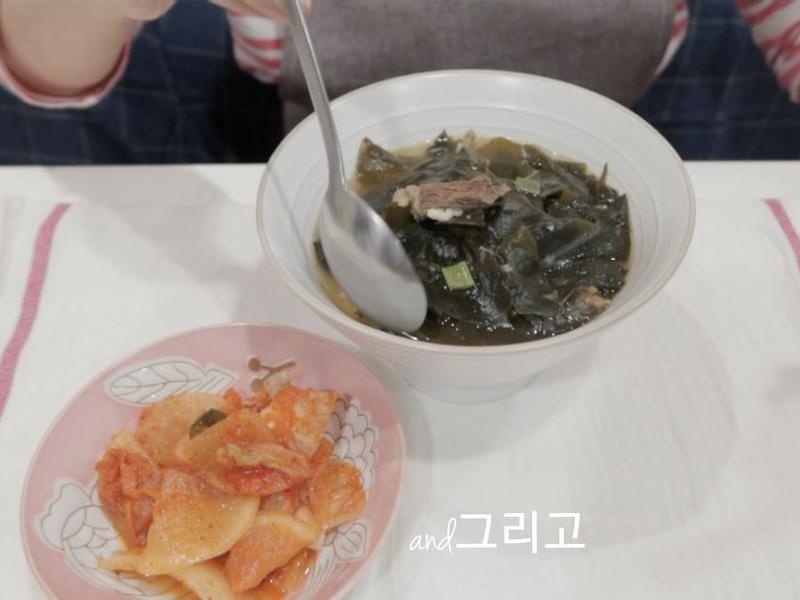 白鍾元食譜 超簡易版牛肉海湯