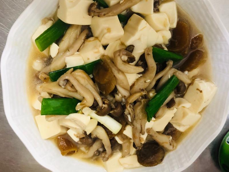 太簡單!脆瓜菇菇焗豆腐