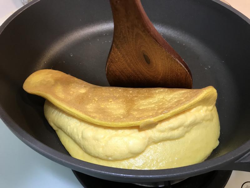 🥧1000次舒芙歐姆蛋-無自動攪拌器版