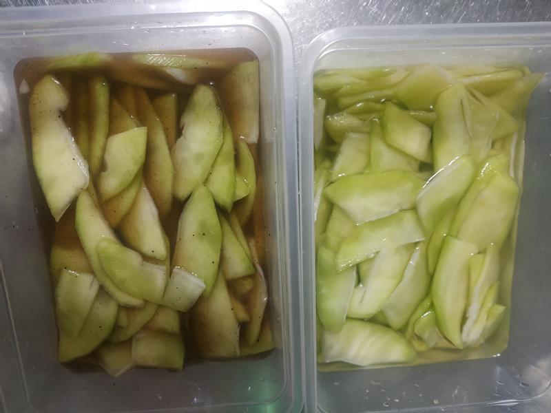 夏日冰果室-芒果青