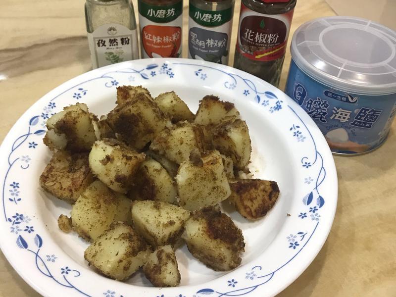 辣炒馬鈴薯