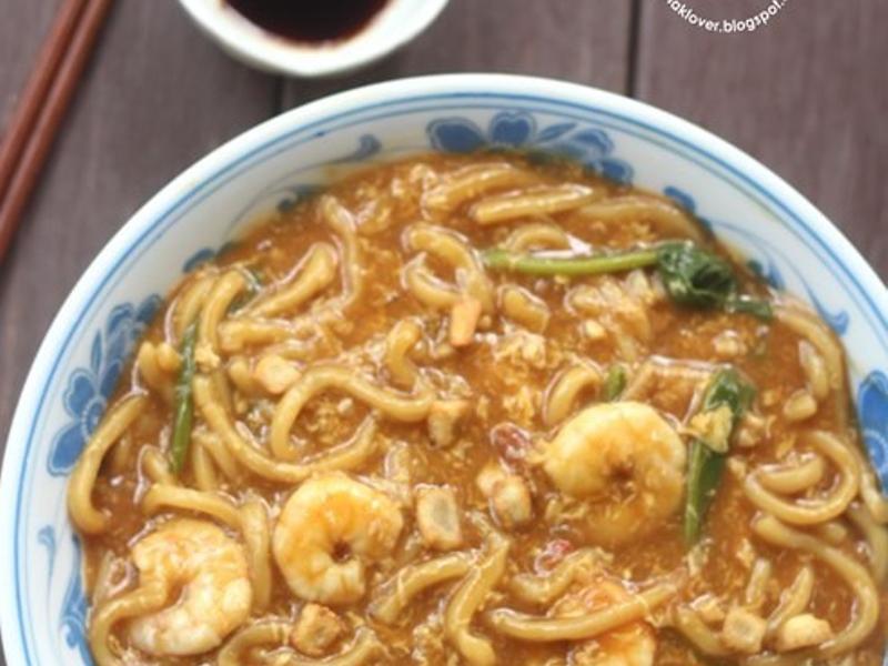 馬來西亞滷麵 Loh Mee