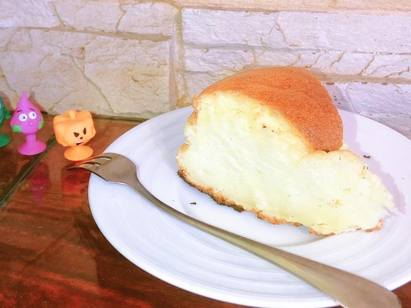 奶味戚風蛋糕
