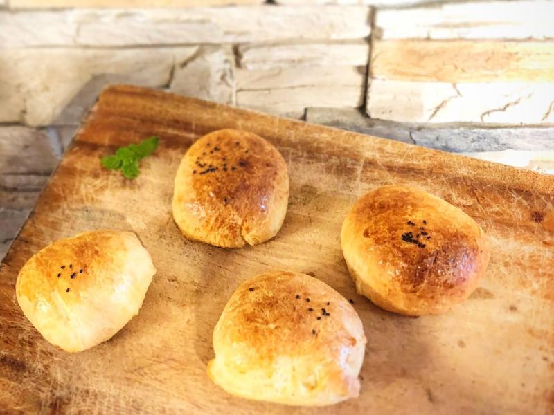 基礎麵團(麵糰可以做各樣麵包)