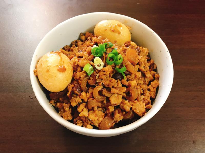香菇肉燥(古早味)