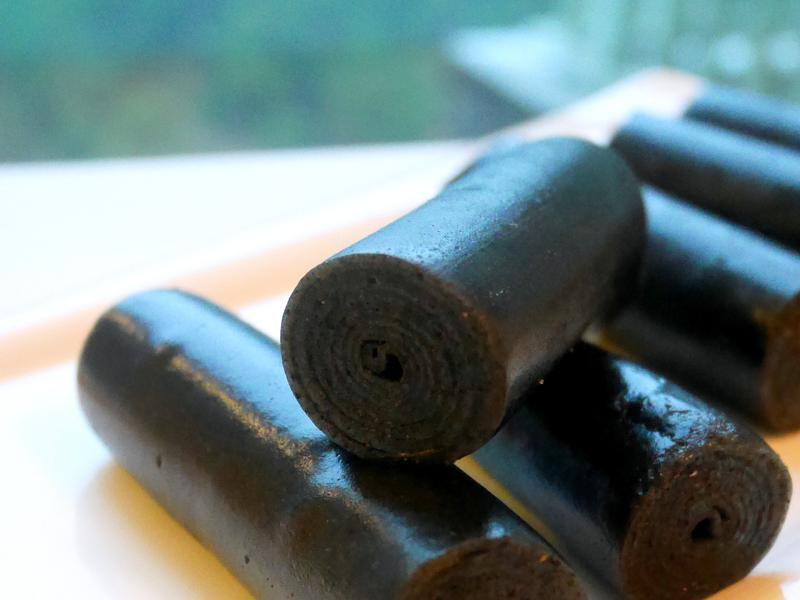 黑芝麻卷(菲林)