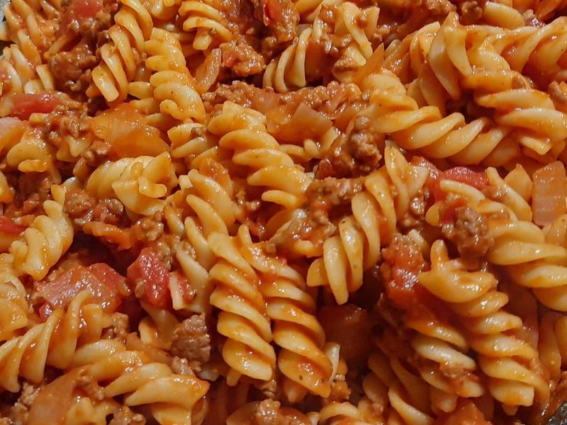 Bolognese肉醬意粉