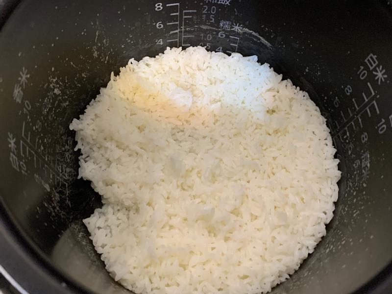 ⭐️最愛的媽媽味⭐️電子鍋煮白飯
