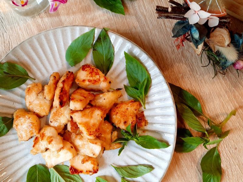 醬油蜂蜜雞胸肉