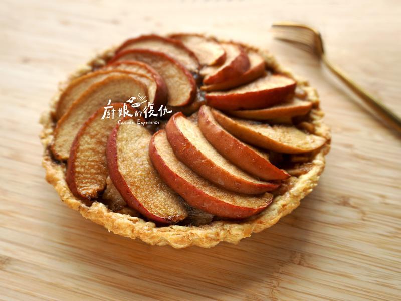 母親節☞ 蘋果派(含無糖燕麥塔皮食譜)