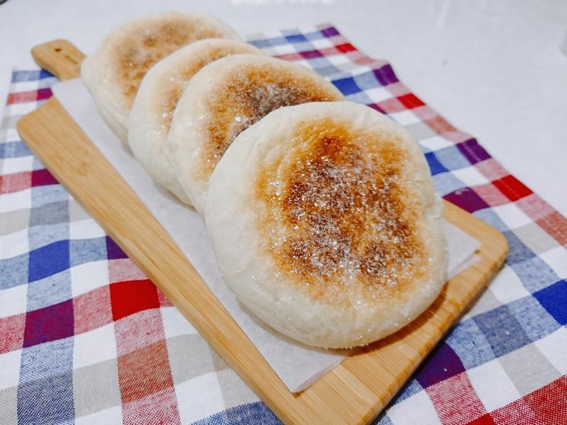 英式滿福堡 (麵包)