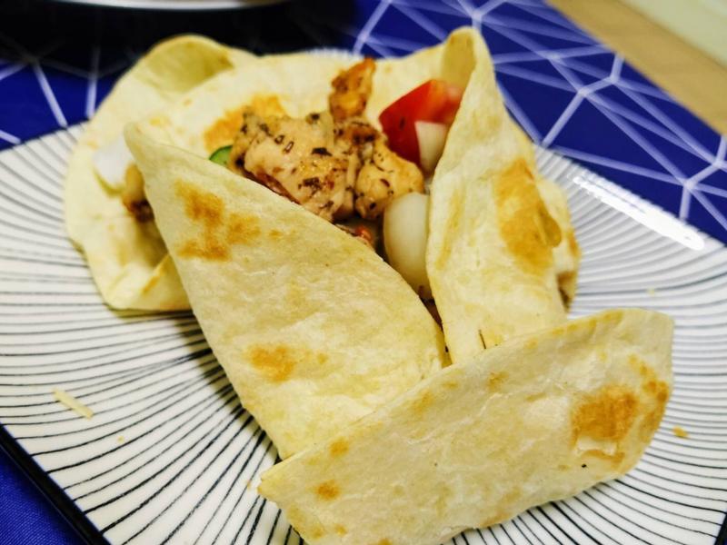 夏天到了~來份墨西哥捲棒Burrito