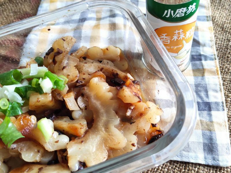 一鍋多菜─電鍋菜─清蒸豆鼓苦瓜