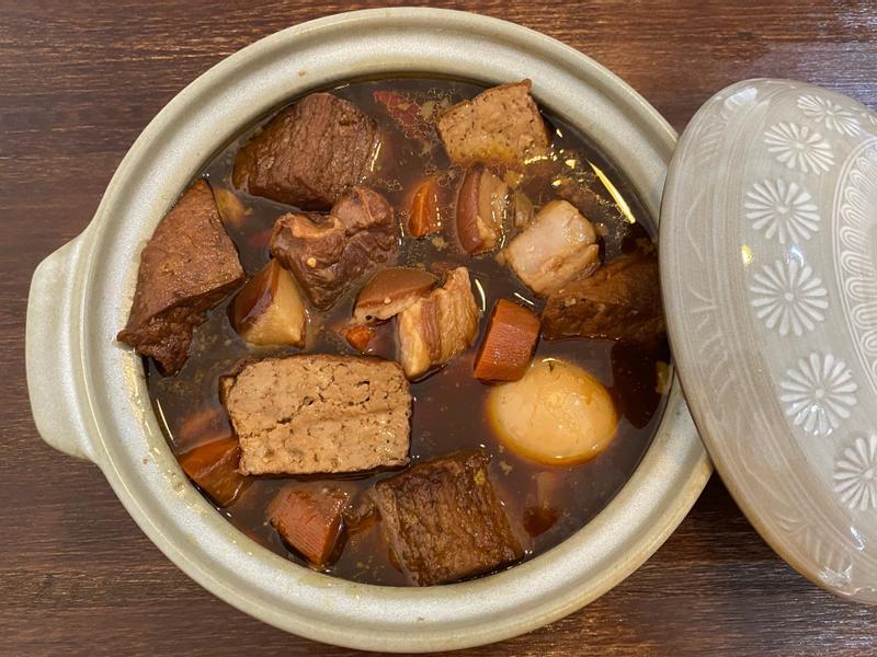古早味《家常滷肉》紅燒控肉免炒魯肉