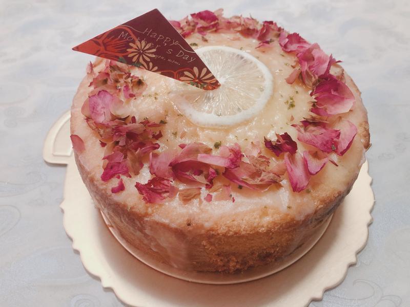 香檸老奶奶磅蛋糕